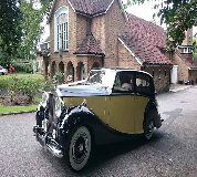 1950 Rolls Royce Silver Wraith in UK