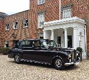 1972 Rolls Royce Phantom VI in UK