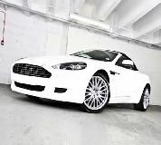 Aston Martin Volante Hire in UK