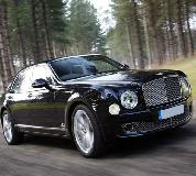 Bentley Mulsanne in UK