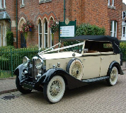 Gabriella - Rolls Royce Hire in UK