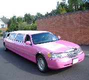 Lincoln Towncar Limos in UK
