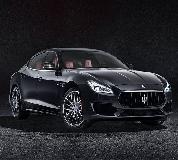 Maserati Quattroporte Hire in UK