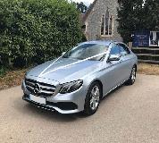 Mercedes E220 in UK