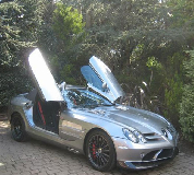 Mercedes Mclaren SLR Hire in UK