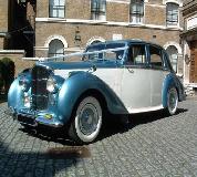 Noble Lady - Bentley R in UK