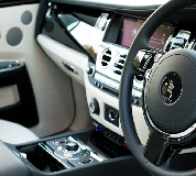 Rolls Royce Ghost Hire in UK