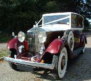 Ruby Baron - Rolls Royce Hire in UK